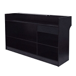 Ledgetop Counter Black 4'
