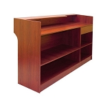 Ledgetop Counter Cherry 6'