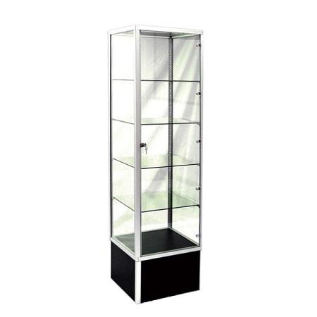 Aluminum Framed Tower Case