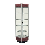 Aluminum Display Tower Case 78