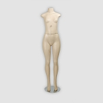 Female Brazilian Style Full Body Mannequin