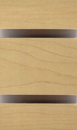 Slatwall Panel Maple In Dallas, Tx
